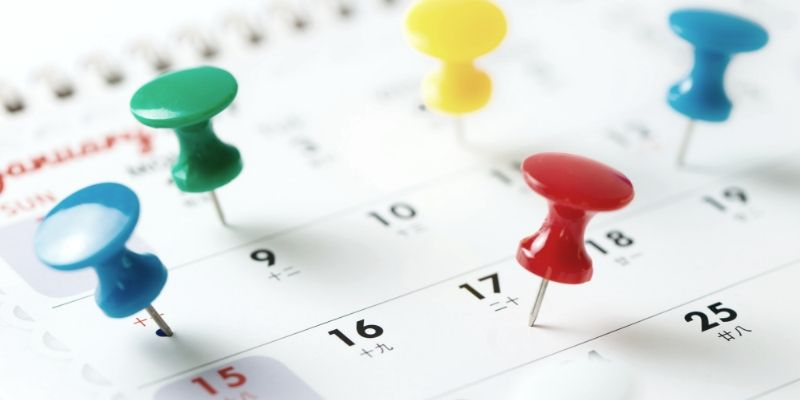 property investment timetable blog post